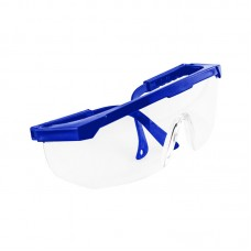 Очки защитные для маникюра и педикюра, Синие