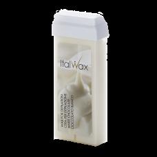 Italwax, Воск для депиляции в картридже «Белый Шоколад», 100 мл