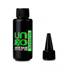 UNO Rubber, База для гель-лака, 50 мл