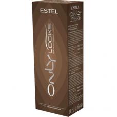 ESTEL Only Looks Краска для бровей и ресниц коричневый 50 мл