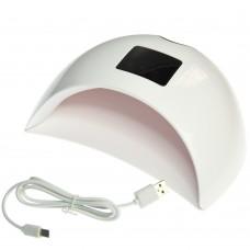 UV/LED лампа, К 12, 24 Вт (белая)
