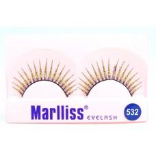 Marlliss, Накладные ресницы #532