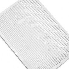 Лента клеевая для дизайна полосочки, серебряные
