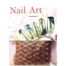 Сетка для дизайна ногтей