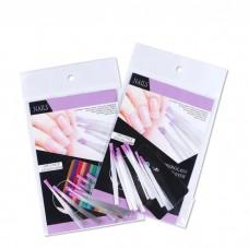 Nails, Стекловолокно для наращивания ногтей (10 шт*6 см)
