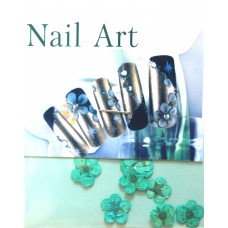 Сухоцветы для дизайна ногтей