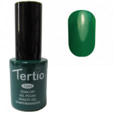 Tertio, Гель-лак №023 (зеленая листва) 10 мл