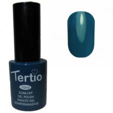 Tertio, Гель-лак №028 (васильковый) 10 мл