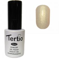 Tertio, Гель-лак №157 (перламутр с золотым микроблеском) 10 мл