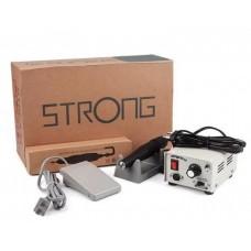 Strong, Аппарат для маникюра и педикюра 90N/102 (с педалью в коробке 30000 об/мин.)