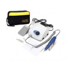 Strong, Аппарат для маникюра и педикюра 210/105L (64 Вт., 35000 об/мин., с педалью, в сумке)
