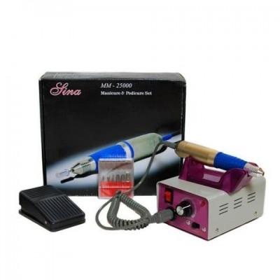 Jina, Аппарат для маникюра и педикюра ММ-25000 ( с педалью в коробке 25000 об/мин )