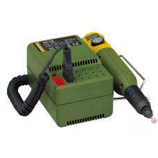 PROXXON, Аппарат для маникюра и педикюра набор с цанговым зажимом с регулятором скорости (РУЧКА + ТРАНСФОРМАТОР)