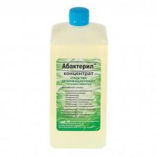Дезинфицирующие и моющие средства Абактерил, 1 л