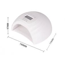 Лампа Sun Q5 36 Ватт сушка для маникюра и педикюра