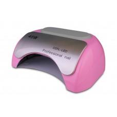 LED CCFL лампа для маникюра 48 Вт розовая
