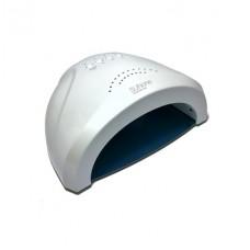 Белая гибридная лампа для маникюра с супер мощностью SUN One 48 Ватт (Сан)