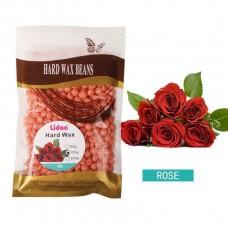 Воск с розой Hard Wax Beans, 100 г