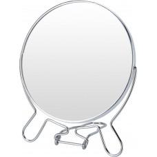 Зеркало Mirror-637, металл, цветное, 2-х сторонее круглое